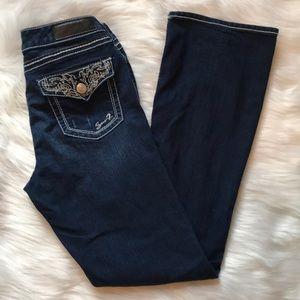 Seven 7 Bootcut Jeans. Size 8 EUC.